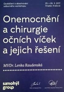 Certifikát Lenka